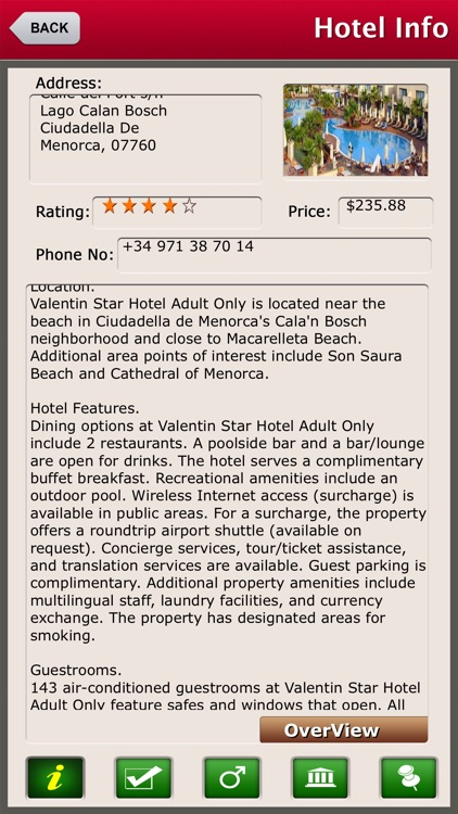 Menorca  Island Offline Travel Guide