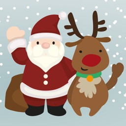 Merry Christmas – Santa Stickers for iMessage