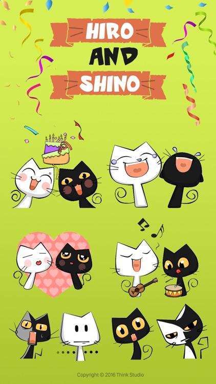 Hiro Shino Sticker