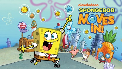 SpongeBob Moves In Screenshots