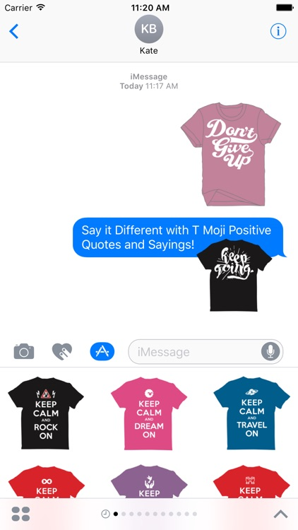 T Moji -Positive Quotes and Sayings