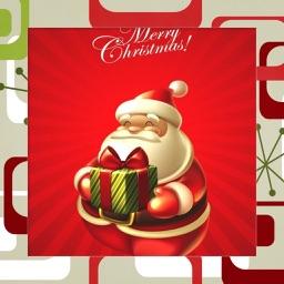 Christmas Jingle bell HD Frame - Design scrapbook
