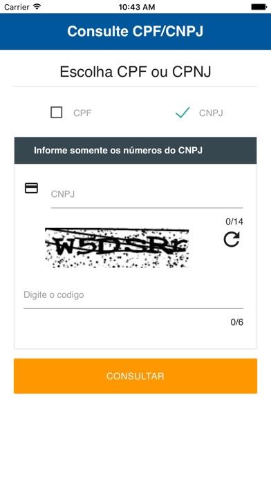 Baixar Consulte CPF e CNPJ para Android
