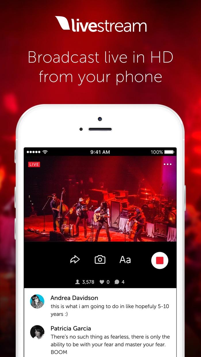 Livestream Screenshot