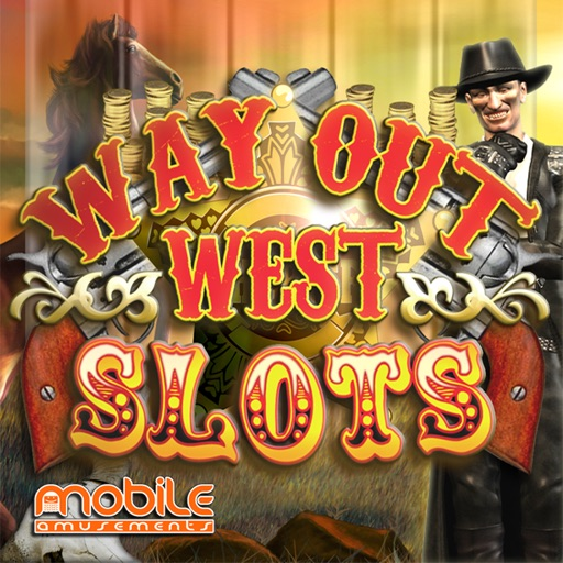 Way Out Wild West Slots