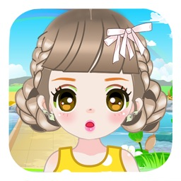 Fashion Girls - Dress up and Make up game for kids