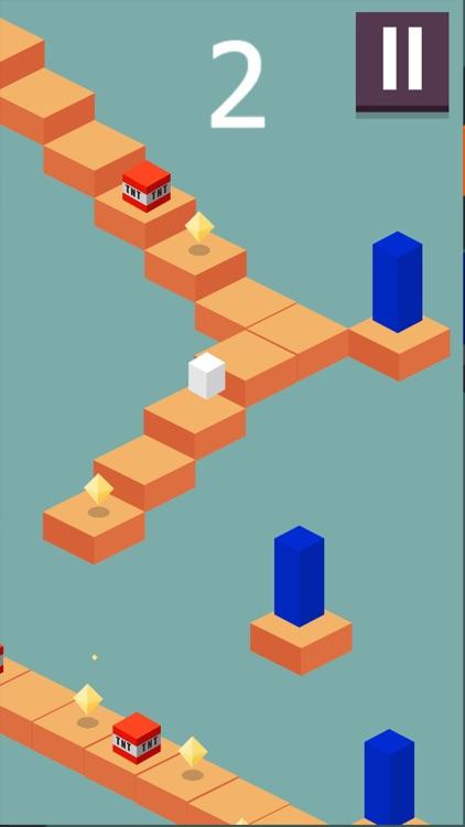 Crazy Spiral Block Tower Arcade screenshot-3