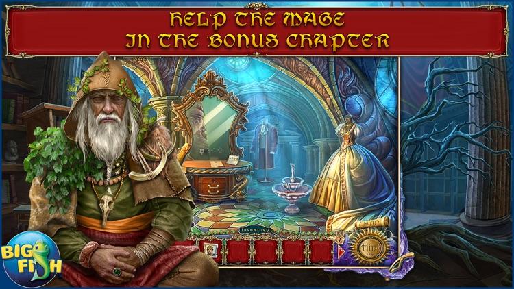 Queen's Tales: Sins of the Past - A Hidden Object Adventure (Full) screenshot-3