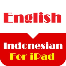English Indonesian Dictionary Offline For iPad