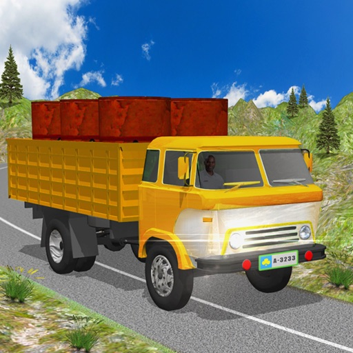 Extreme Truck Cargo Driver 3D