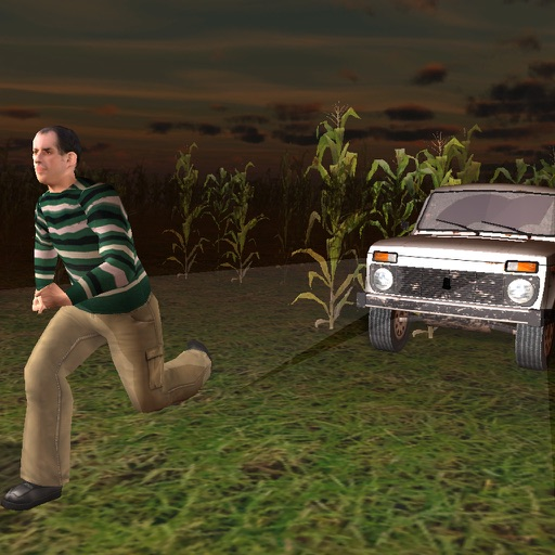 Real Crime - Chase The Thief 3D