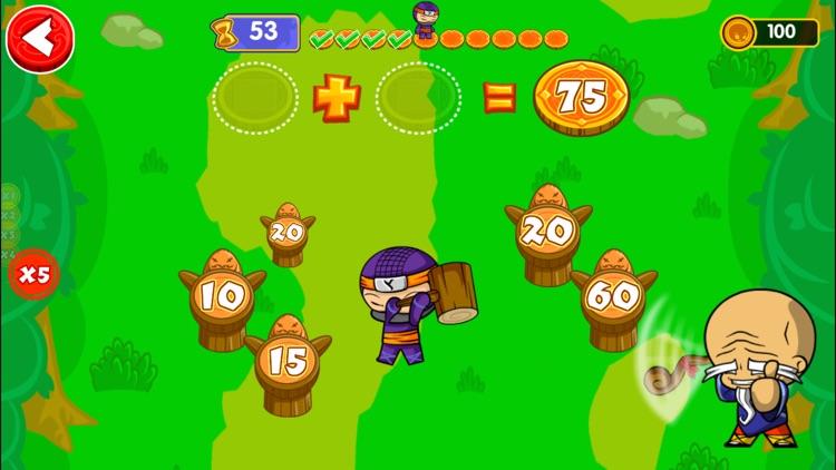 Math Heroes 1: Basic Fun Math for Kids screenshot-3
