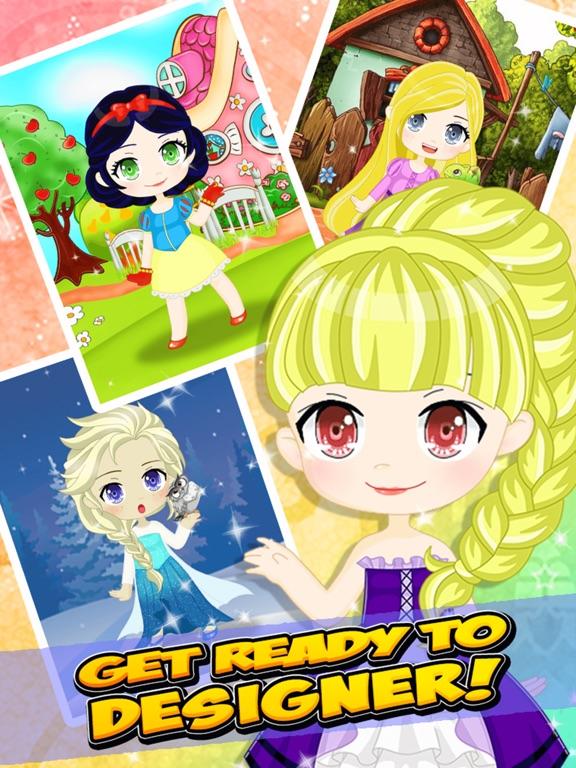 Screenshot 1 For Chibi Princess Maker
