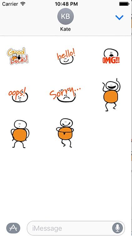 Chumpu Stickers - FREE