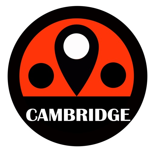 Cambridge travel guide with offline map and London tube metro underground transit by BeetleTrip