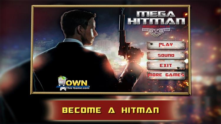 Hidden Objects Game Mega Hitman screenshot-3
