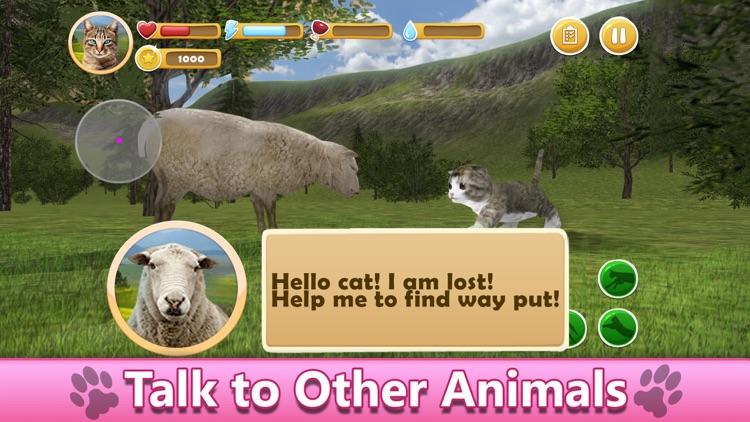 Farm Cat Simulator: Animal Quest 3D