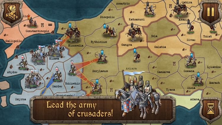 Strategy & Tactics Medieval screenshot-1