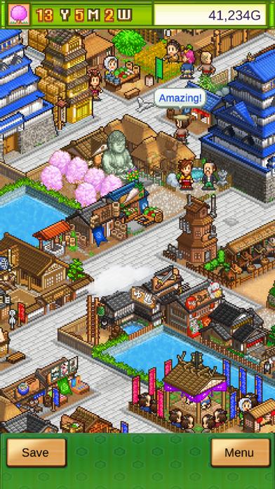 Screenshot #1 pour Oh! Edo Towns