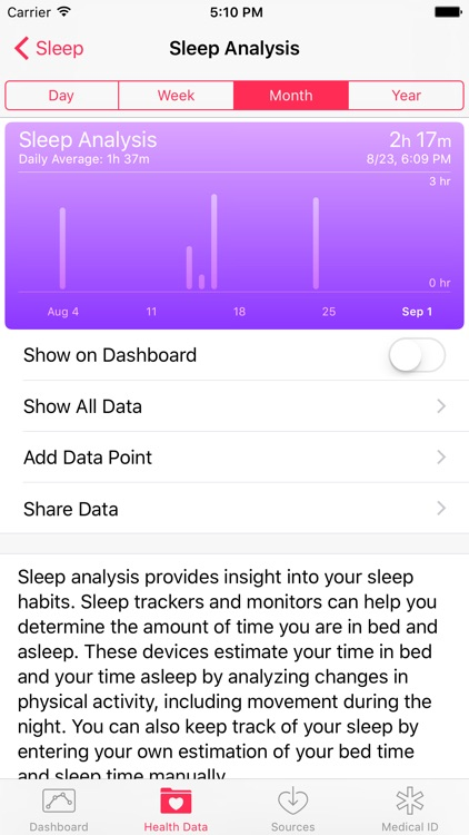 Sleep Sync for Fitbit