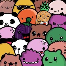 Bubble Buddies Sticker