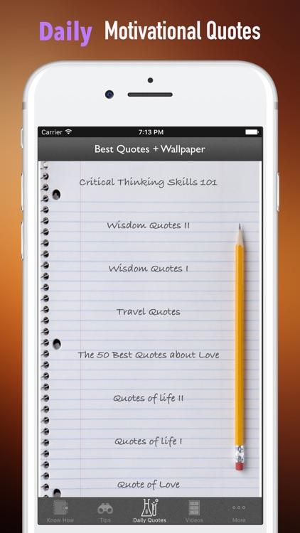 Critical Thinking Skills 101|Guide and Tutorial screenshot-4