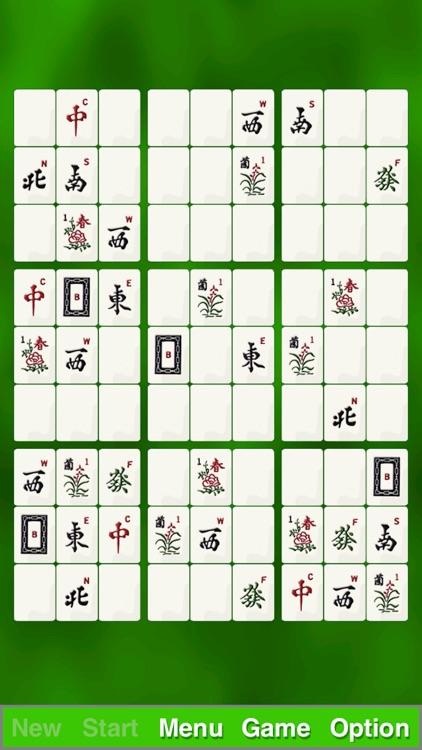 Mahjong Sudoku screenshot-4