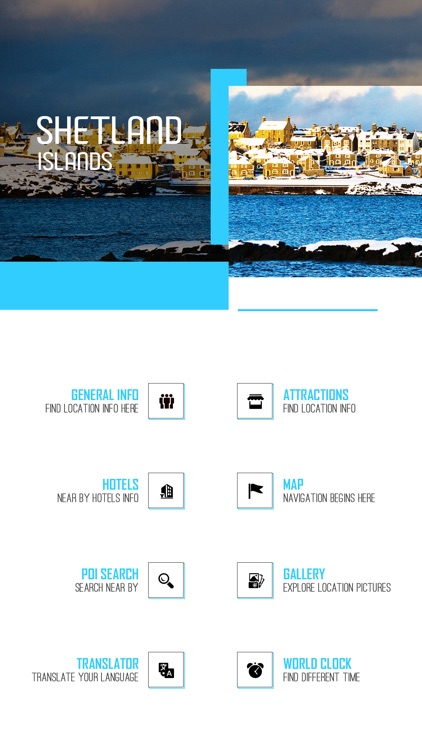 Shetland Islands Tourism Guide screenshot-1
