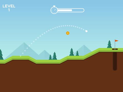 Speed Golf screenshot