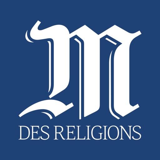 Le Monde des Religions iOS App