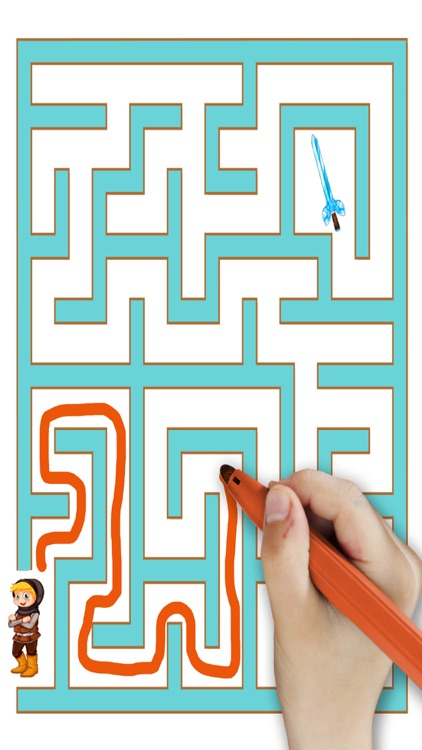 Mazes for kids – Puzzle game to find the exit Pro screenshot-3