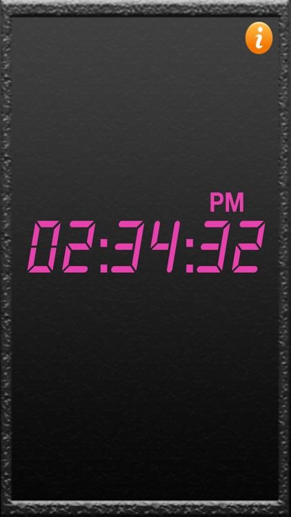Alarm Clock For iPhone, iPod and iPad screenshot-3