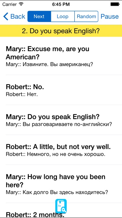 English Study Pro for Russian Учить английский screenshot-4