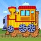 Bambini Treni e trasporti - Puzzle per i piccini icon