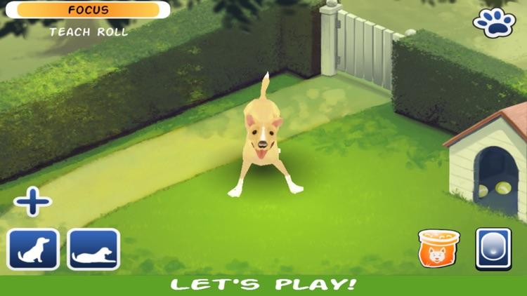 Clickety Dog at Pet School screenshot-0