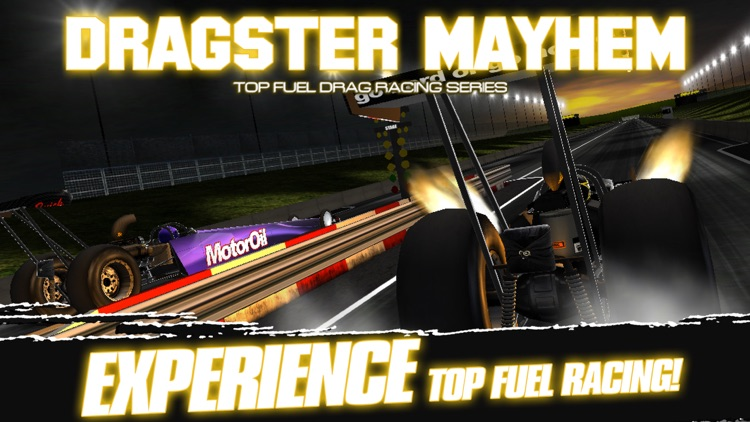 Dragster Mayhem - Top Fuel Simulator
