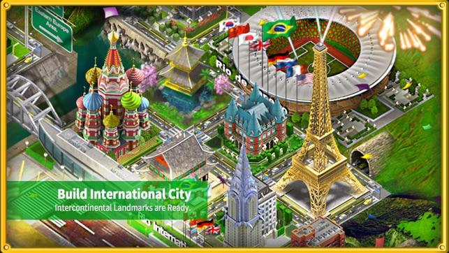 City Builder - Rio