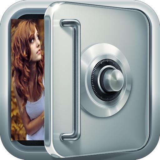Lock Secret Photo - Safe Foto Password Vault App