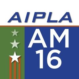 AIPLA 2016 Annual Meeting