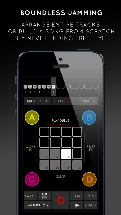 Triqtraq - Jam Sequencer screenshot-4