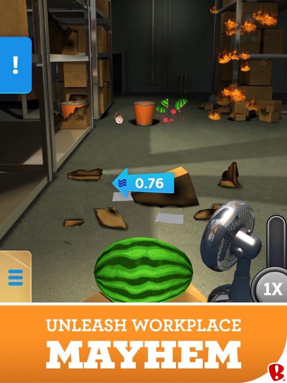 Paper Toss Boss Screenshots