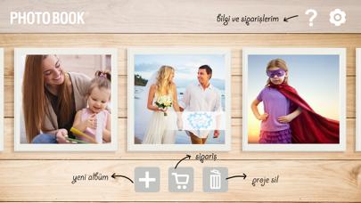 PhotoBook Smart : İçinde Mutluluk var ! screenshot three