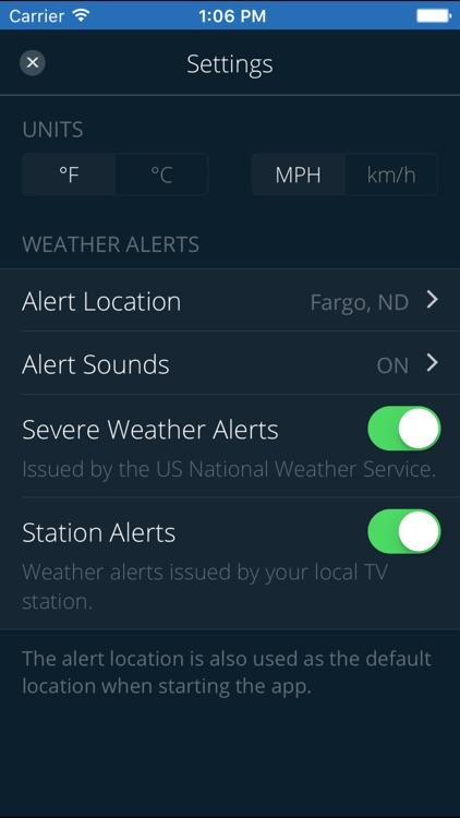 VNL Weather screenshot-4