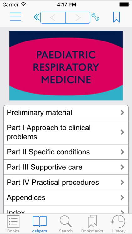 Paediatric Respiratory Medicine, second edition screenshot-0