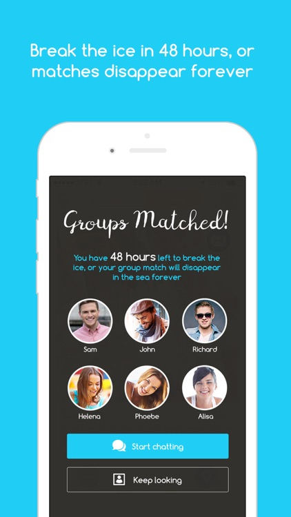 SnapMatch - Single and Group Matching screenshot-3
