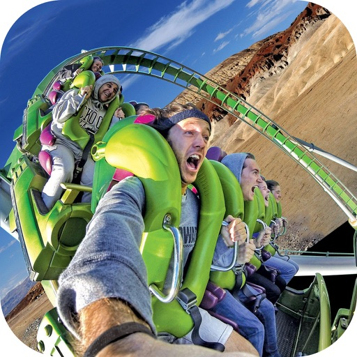 Lake Roller Coaster : 3D Hill Ride 2016