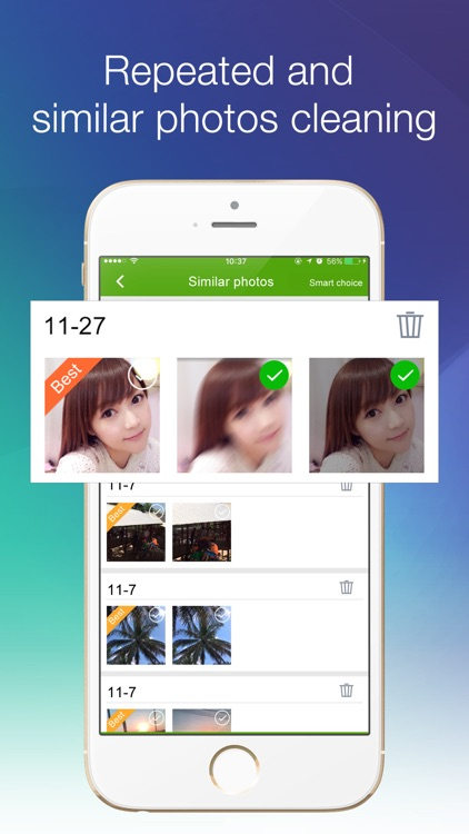 Mobile Security Pro-Clean Duplicate Photos