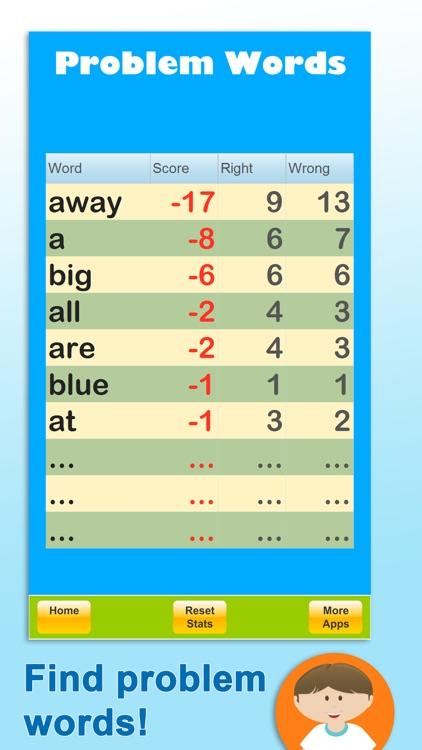 Sight Words Coach screenshot-3