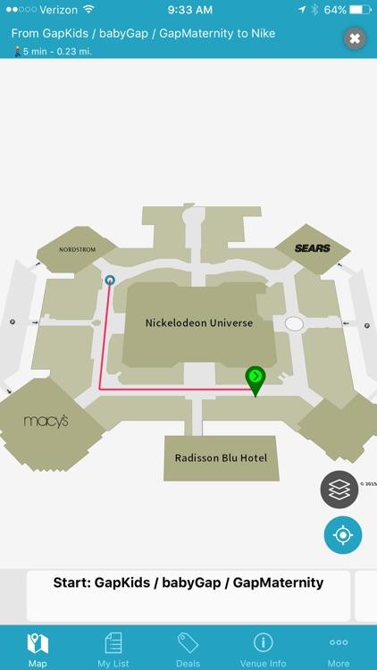 Point Inside Shopping & Travel