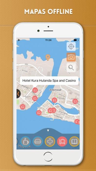 Curazao Guía de Viaje con Mapa OfflineCaptura de pantalla de5